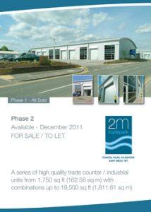 2M Trade Park Brochure