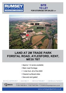 Aylesford Royal Mail Site Brochure