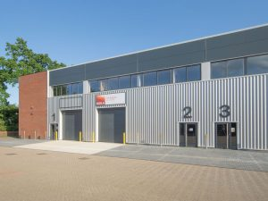 Chineham Point Industrial Units