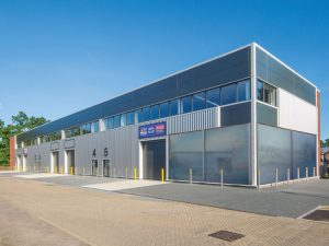 Chineham Point Industrial Unit