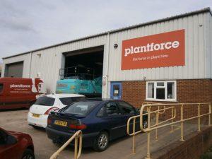 Plantforce Shed