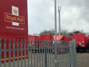 Royal Mail Site Aylesford